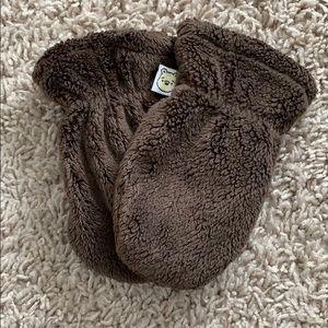 Other - Polar fleece baby mittens